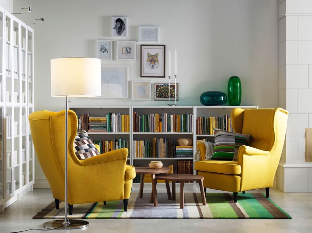 stolice u dnevnom boravku