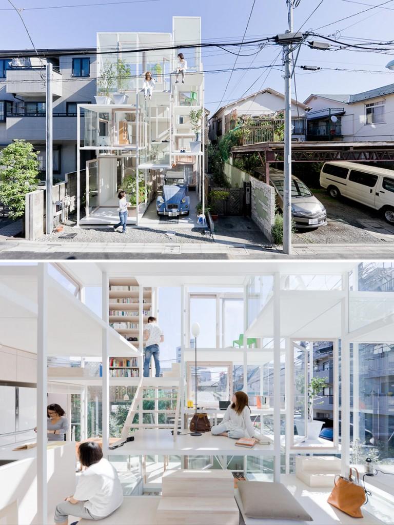 transparentna kuca u japanu