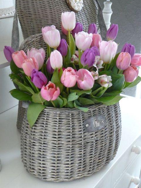 tulipani u kuci