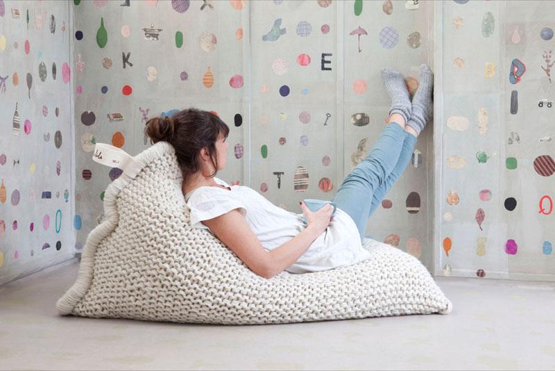 udobna fotelja lazy bag