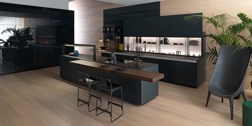 v motion interaktivna kuhinja