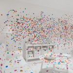 Tačkasta soba japanske umjetnice postala hit na Instagramu