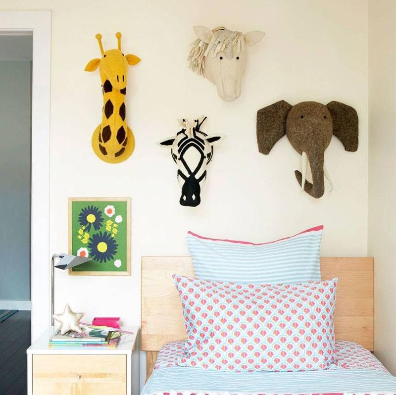 zidovi u djecjoj sobi
