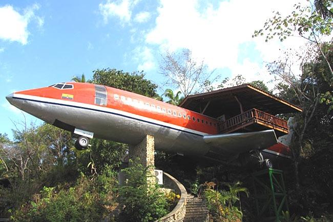 avion kuca
