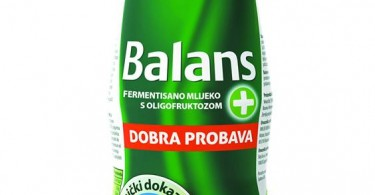 balans mlijekoprodukt