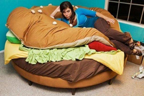 burger krevet