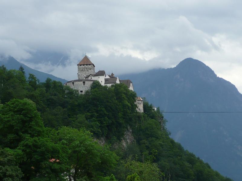 dvorac vaduz