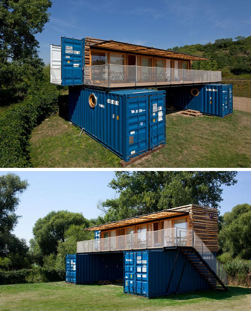 hotel od kontejnera 2