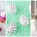 Jednostavne i neodoljive Uskršnje dekoracije