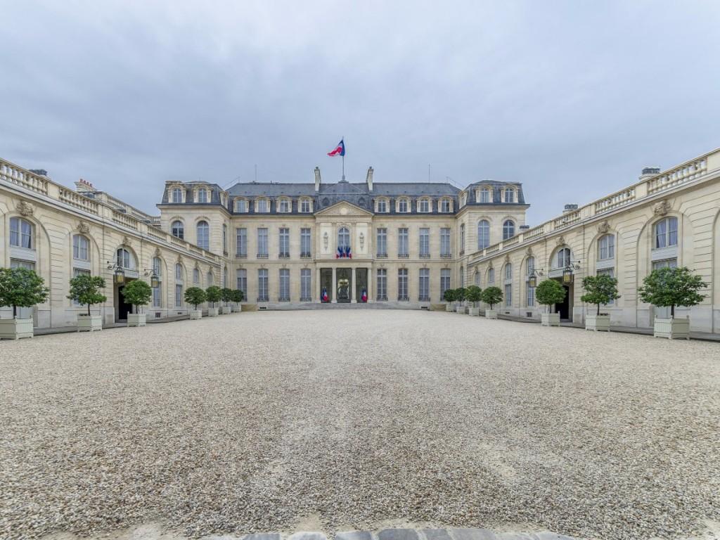 jelisejska palata