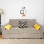 Kako uljepšati dosadni kauč