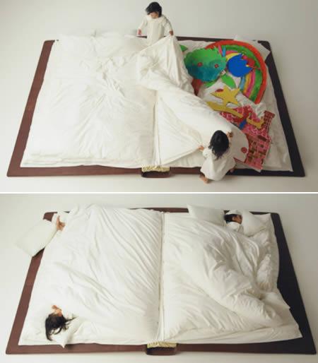 krevet knjiga