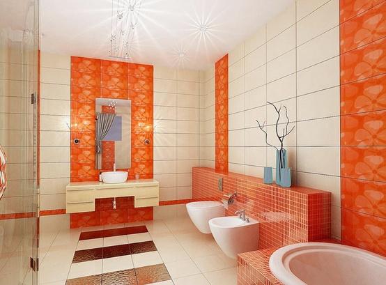 kupatilo narandzasta