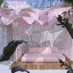Najslikaniji krevet na milanskoj Sedmici dizajna