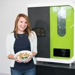 Sally – robot koji priprema zdravu salatu za samo jedan minut