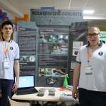 Inovacija: Učenici iz BiH napravili samoobnavljajući beton
