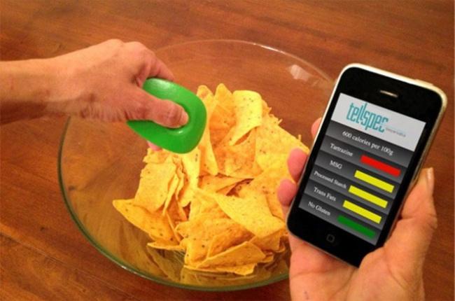 skener hrane