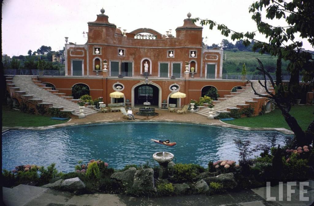 sophia loren dom