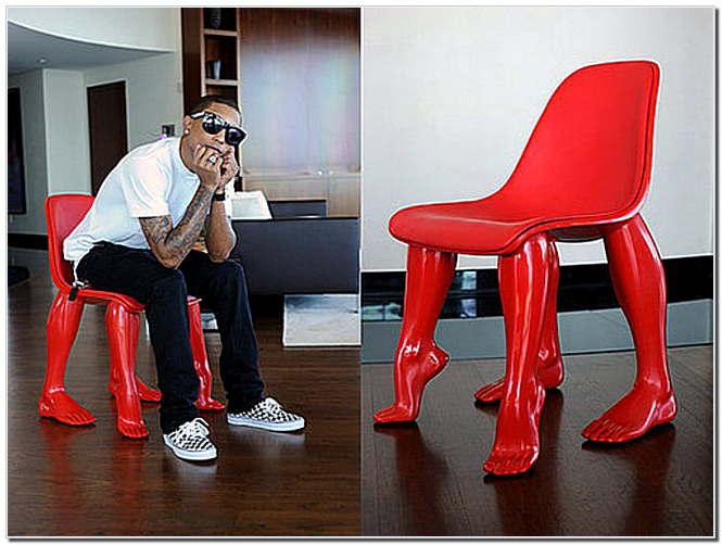 stolica ljudske noge