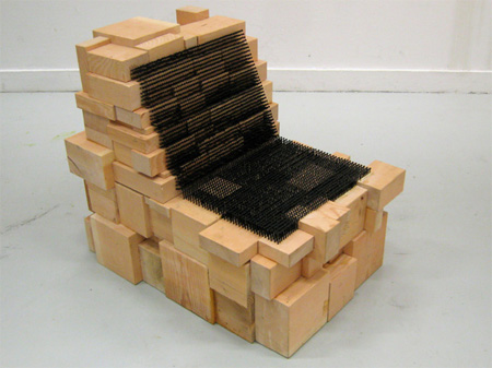 stolica od eksera