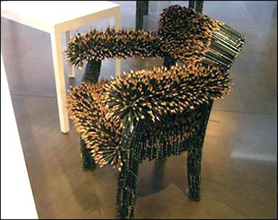stolica od olovaka