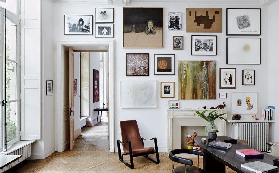 umjetnost u domu