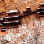 Fascinantne građevine: Viseći hram star 1500 godina