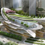 Na krovu novog shopping centra u Pekingu moći ćete se sankati