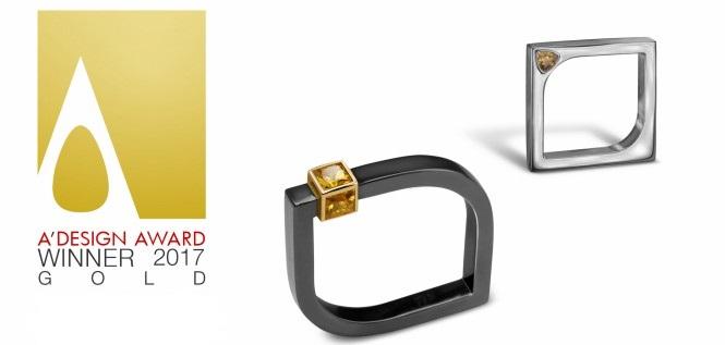 a design award nakit