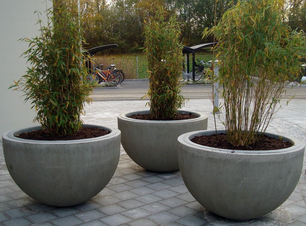 betonske saksije