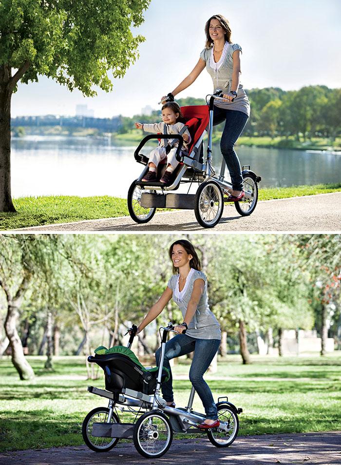 biciklo kolica
