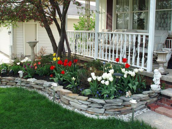 dekorativni mali vrt