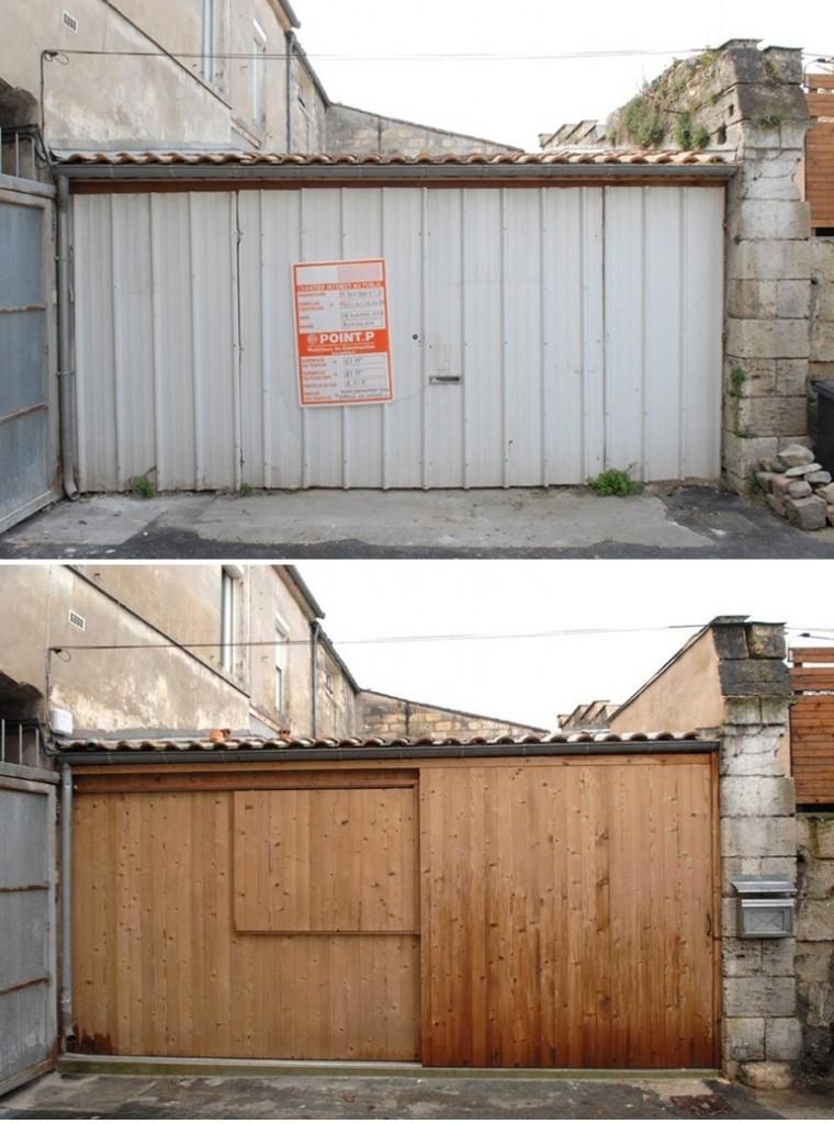 garazu pretvorio u stan