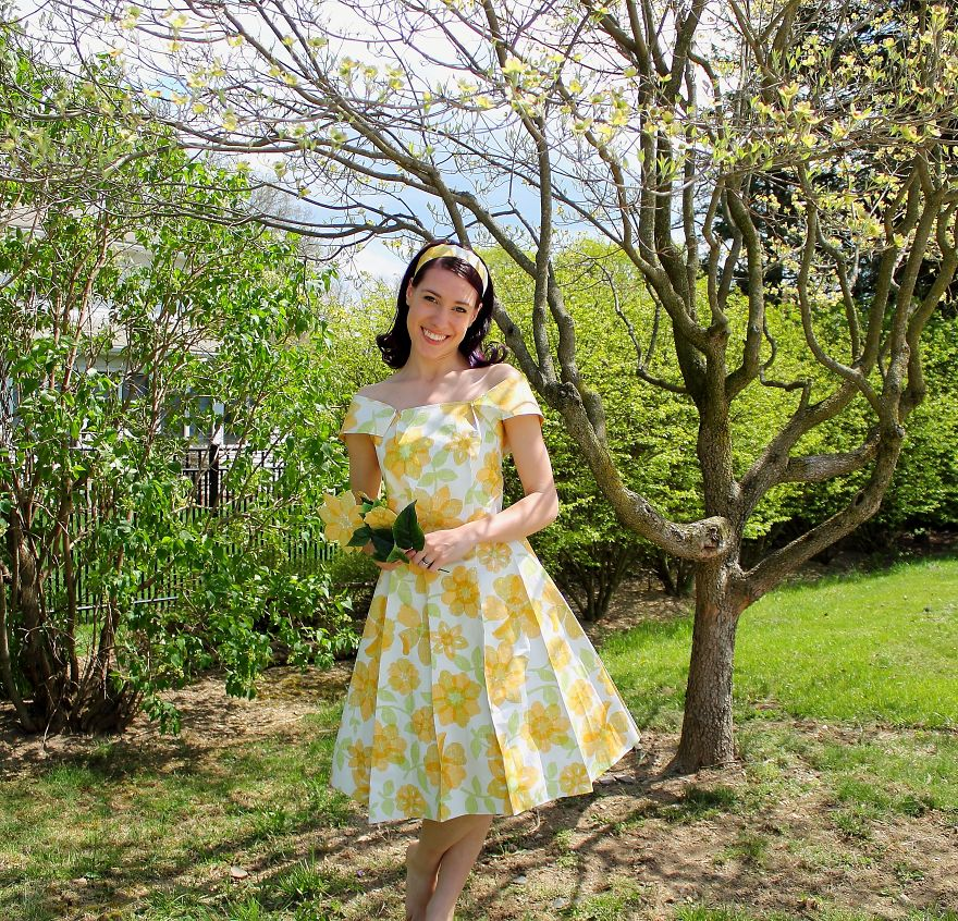 haljina od papira