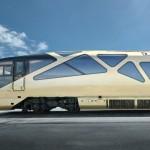 Zavirite u nevjerovatno luksuzan japanski voz