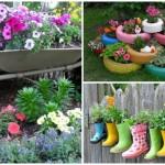 Kako napraviti saksije za dvorište: kreativne ideje i savjeti