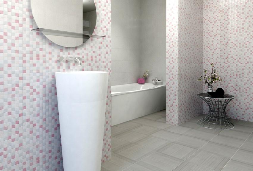 keramika kaznjica kupatilske plocice happy Rosa