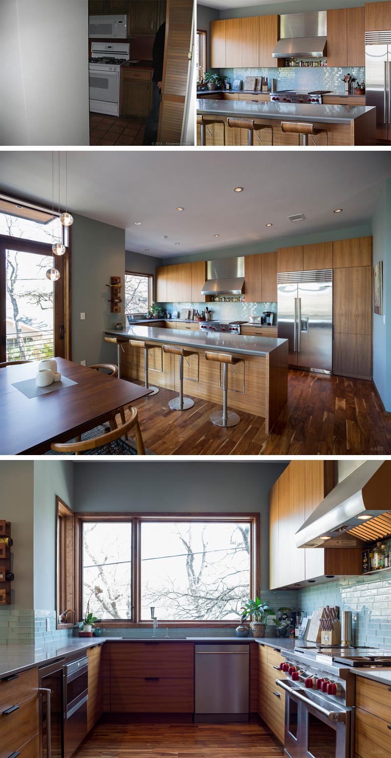 Ovako izgledaju zastarjele kuhinje nakon renoviranja  DOM INFO