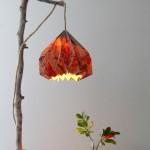 10 fantastičnih ideja za lampe od papira