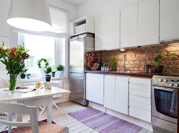 lijepe skandinavske kuhinje