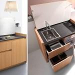 Dizajnerski izazov: Minijaturne ali funkcionalne kuhinje