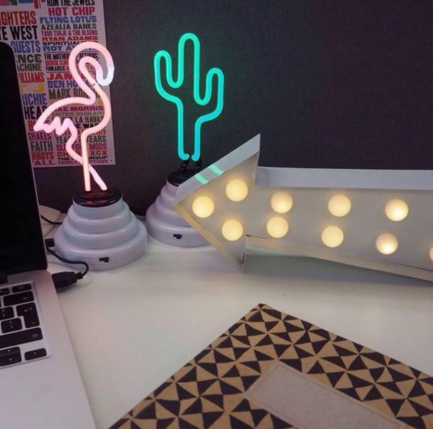 neonskelampe
