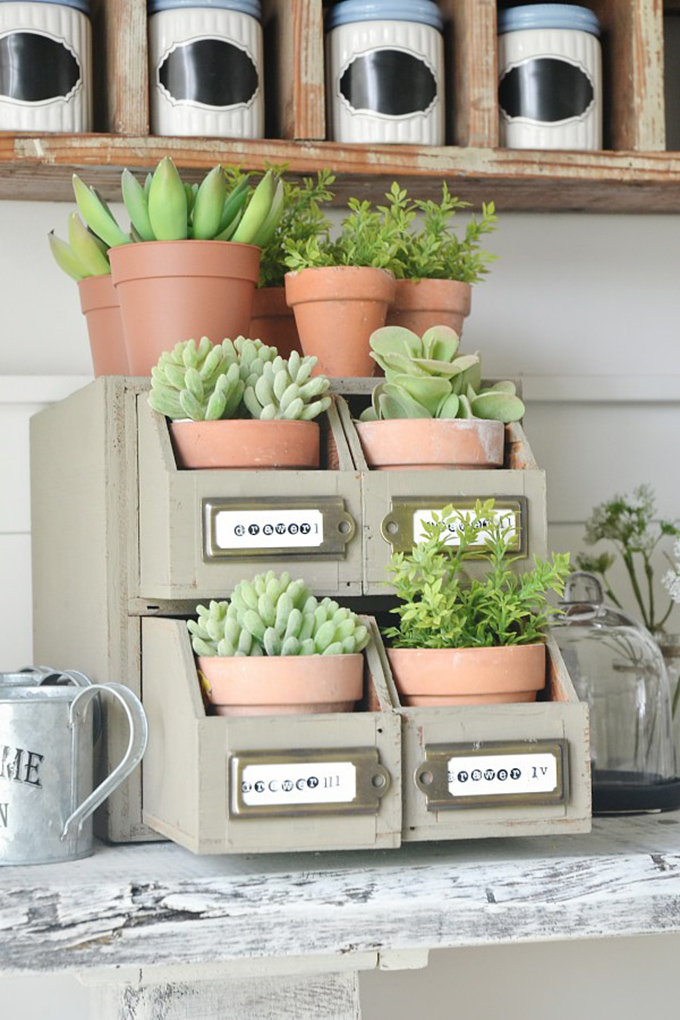 ormaric za biljke
