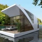 Zanimljiv projekat plutajućih apartmana novosadskog studija