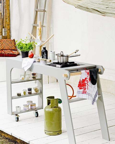 pokretne male kuhinje