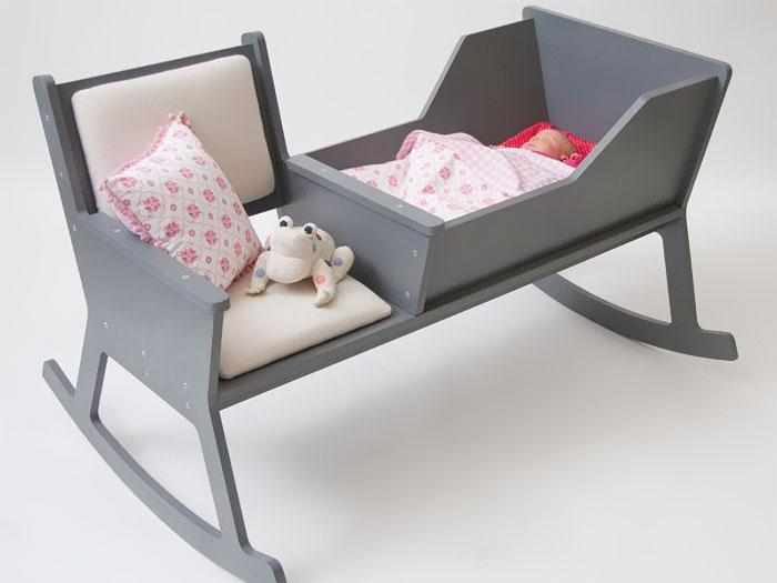 stolica za ljuljanje kolijevka