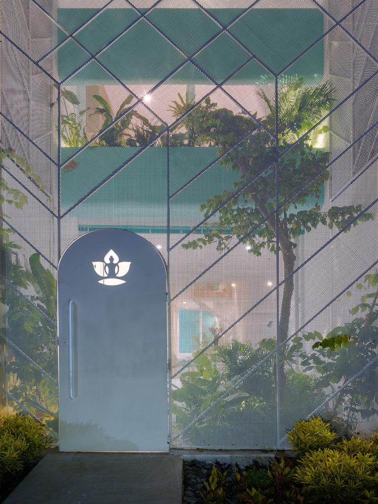 transparentna fasada