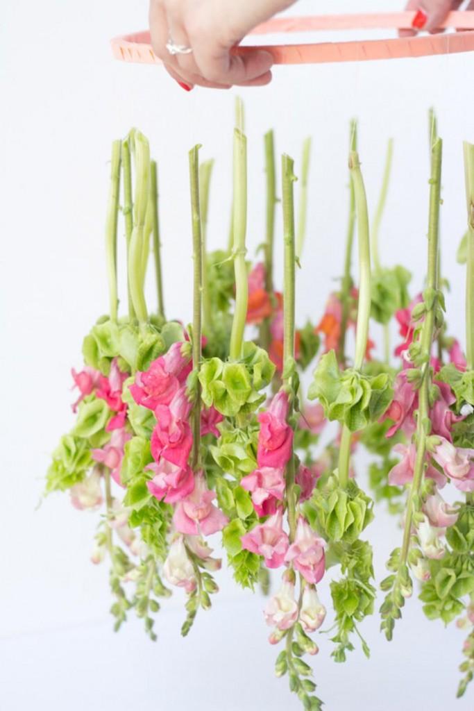 vislilica od cvijeca