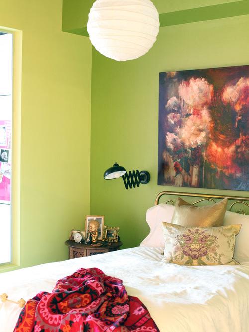 zeleni zidovi u domu
