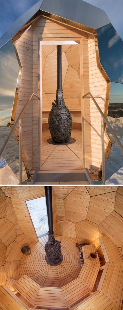zlatno jaje sauna